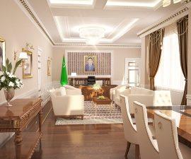 Türkmenistan Ulaştırma Bakanlığı Btr Blok