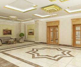 Türkmenistan Ulaştırma Bakanlığı Byl Blok